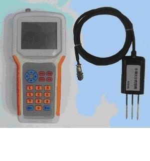 土壤温湿度测定仪 土壤温度湿度检测仪/土壤温度水分检测仪