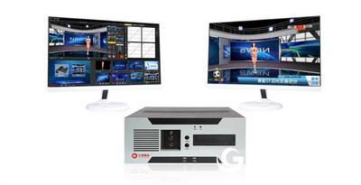 虚拟演播室系统 校园电视台 虚拟演播室搭建