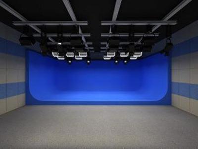 安尼兴业实景虚拟演播室录播导播系统剧院剧场演播厅