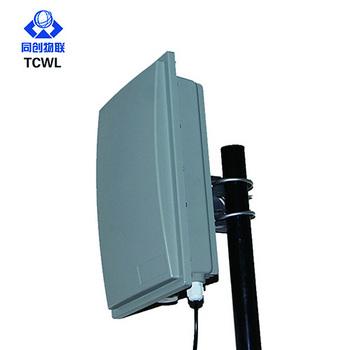 2.4G有源读卡器 远距离定向读卡器 2.4远距离考勤机