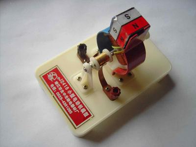 小型电动机模型