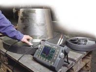 超声波探伤仪USM35XDAC