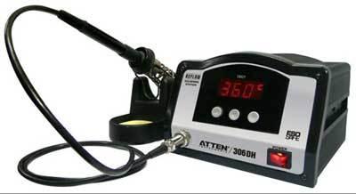 AT306DH控温防静电电焊台