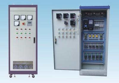 初级电工技能实训考核柜(内置网孔板)