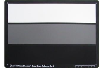 三阶灰度卡-标准型X-Rite-3