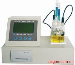 国产|进口全自动快速卡尔费休水份测定仪