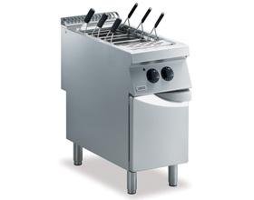 座地式燃气单缸意粉炉(带内置加热器)