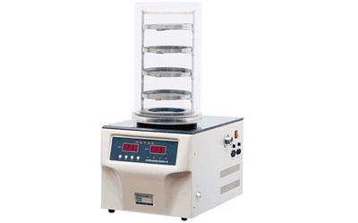 冷冻干燥机FD-1A-50 冷冻干燥机 真空冷冻干燥机 真空冻干机 冻干机 实验室真空冷冻干燥机