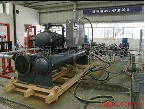 水源热源机组实验室
