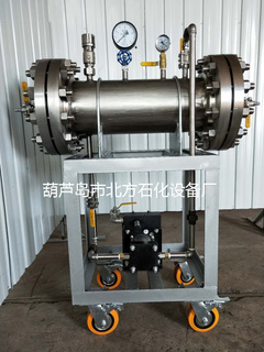 20升爆炸测试气体混气系统(适用于大专院校教学实验、国家科研所科研实验使用)