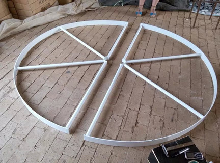 铅球投掷圈 铅球投掷圈厂家 铅球抵趾板使用方法 铁饼投掷圈
