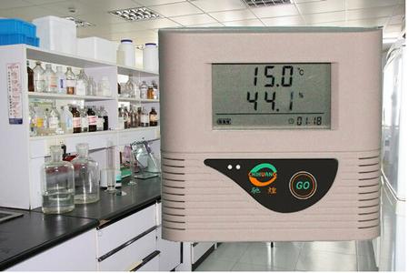 药厂库房温湿度监控系统
