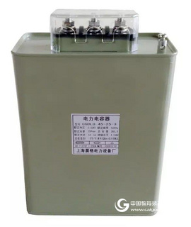BSMJ自愈式并联电容器接线力图_电力电容器型号规格
