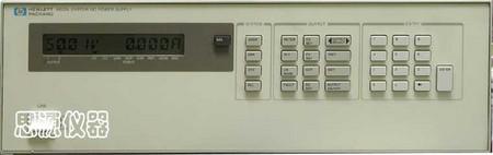 双路输出系统电源 Agilent 6622A