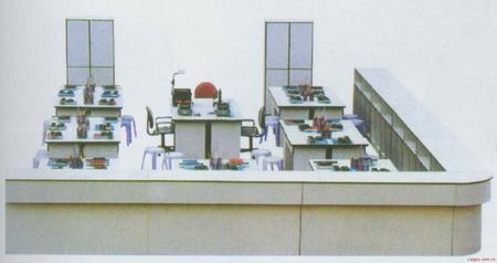 模拟银行实验台