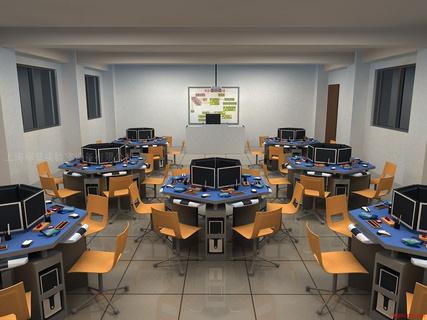 开放式会计手工及电算化二合一财会模拟实验室