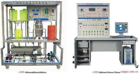 PCS-C型过程控制综合实验装置