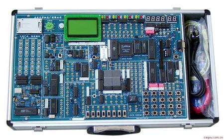 DICE-5203K超强型单片机开发实验仪
