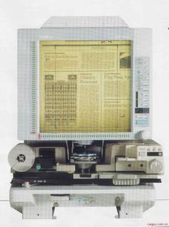 柯尼卡美能达MS6000MKII缩微胶片扫描仪