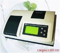 多参数食品安全快速分析仪(30参数)