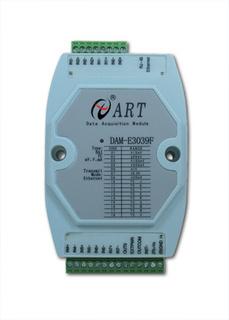 供应RJ45数据采集模块DAM-E3039F