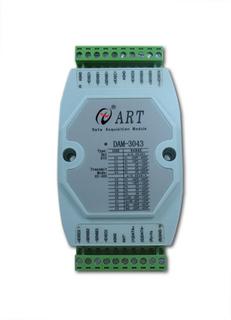 供应RS485数据采集模块DAM-3043