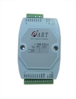 供应RJ45数据采集模块DAM-E3014