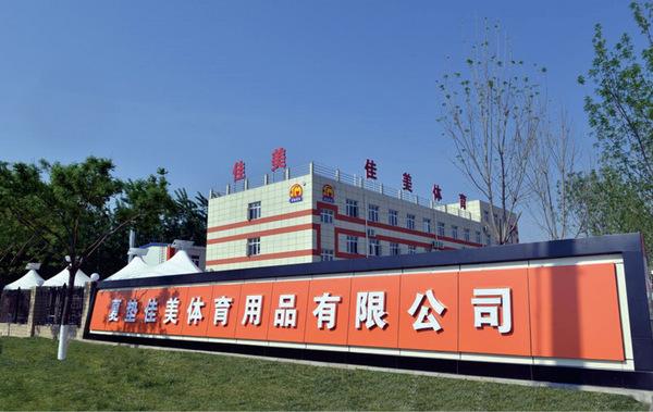 河南省漯河中学建设智慧校园体育