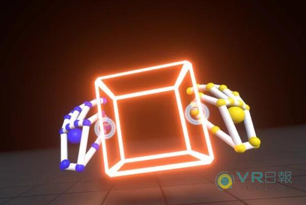 VR深入科研领域 演示字符串理论的复杂性