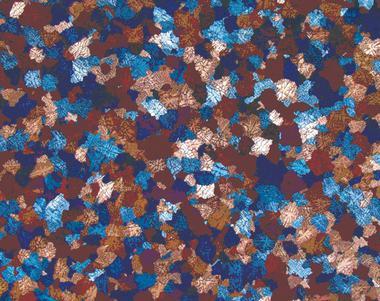 如何展现金属与合金材料的微观结构特征