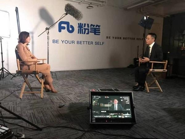 粉筆網CEO張小龍:不買流量不融資 做用戶的真朋友