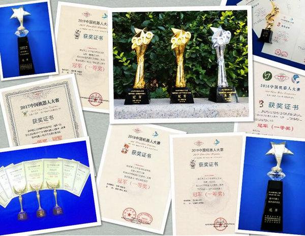 全国高校机器人竞赛创新指数公布,南京理工大学泰州科技学院居江苏高校第七、全国独立学院第一