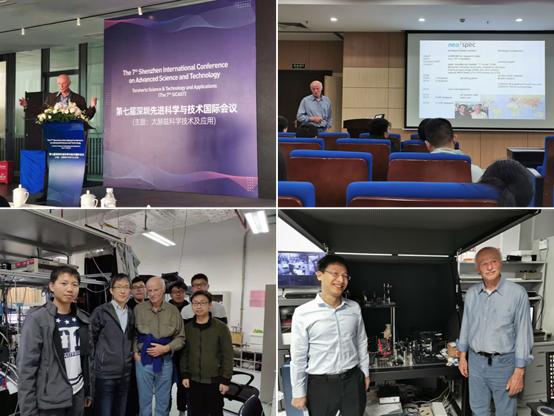 聚焦   散射式近场光学技术开创者-Fritz Keilmann教授 访问中国科学家