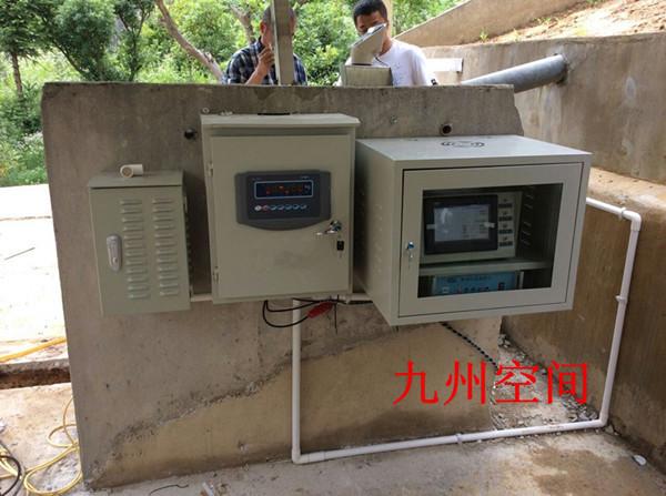JZ-NB2在线径流泥沙自动监测仪(数据采集器可多个小区用)