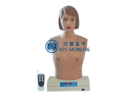 心肺触诊听诊电脑模拟器