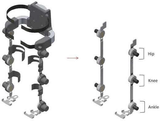 外骨骼機器人