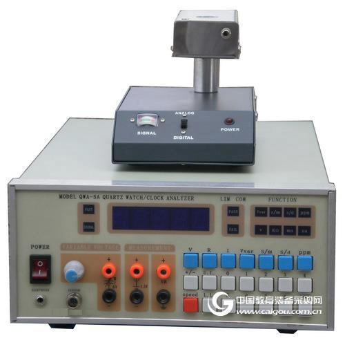 专业维修各种型号石英钟表测试仪