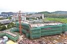 北岭幼儿园建设进度快