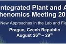 第三屆國際植物和藻類表型大會正在進行中