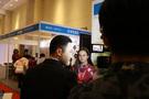 华文众合参加全球孔院大会央视国际频道现场报道