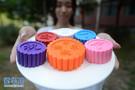 """扬州大学学生3D打印""""月饼""""迎中秋"""