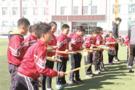 包头:短式网球进校园,增强学生体质