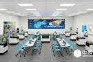 能源采集操作实训、线应急演练之能源化工类全息教室