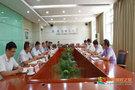 安徽科技学院领导带队考察调研高校纪检监察体制改革工作