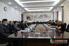 北华大学与通榆县开通镇召开脱贫攻坚工作恳谈会