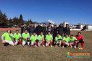 麗江師范高等??茖W校教工足球隊參加麗江市教體系統首屆職工足球比賽
