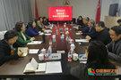 中华女子学院刘利群院长带队赴中国传媒大学开展培训工作专题调研