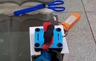 武昌工学院大一学生设计自稳型进餐辅助器