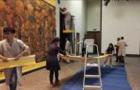 """洗心""""读""""胜境 馆藏壁画高仿作品系列展览"""