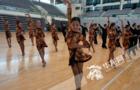 昆明学院体育学院将民族文化融入体育舞蹈